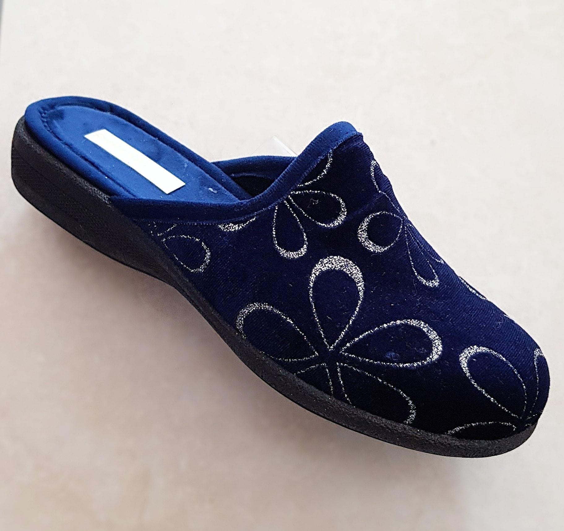 patrizia-azzi-pantofola-donna-velluto-col-blu