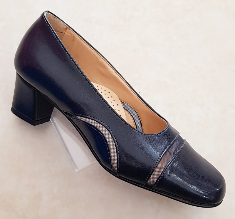 linea-confort-decollete-tacco-4-5-pelle-donna-col-blu